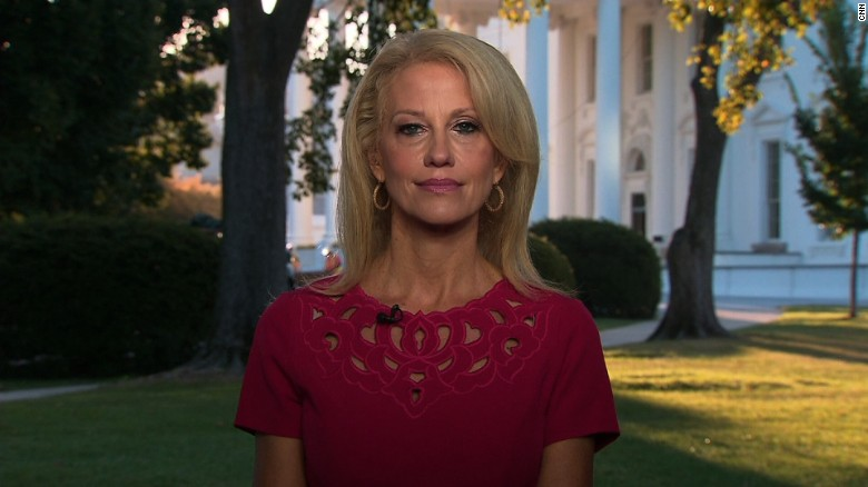 Kellyanne Conway's full interview on Las Vegas