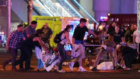 Coroner: All Las Vegas victims died from gunshot wounds