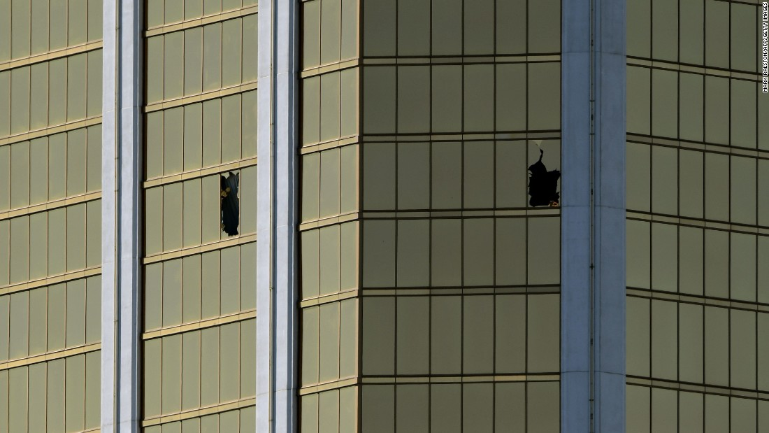 MGM ordered to preserve evidence in Las Vegas shooting