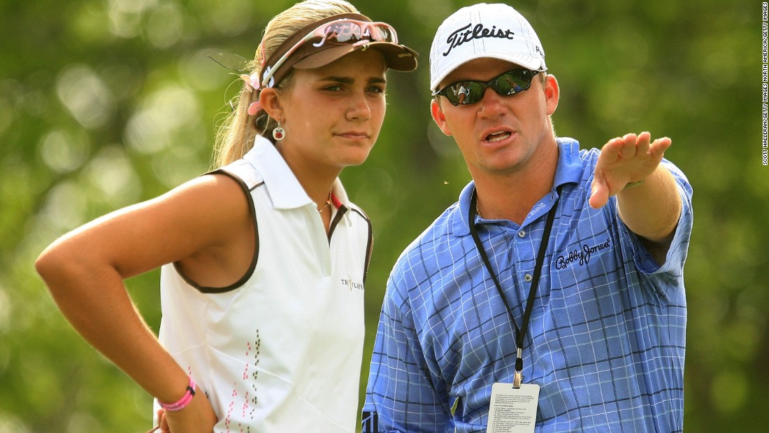 A year later, Thompson went on to win the US Girl's Junior championship and again qualified for the US Women's Open -- with her brother, PGA TOUR player Nicholas Thompson, there to help. She again failed to make the cut, but it would be a case of third time lucky ...