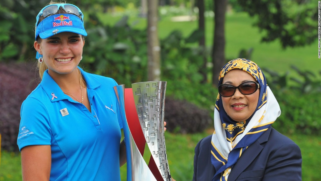 After winning the Navistar Classic, Thompson successfully petitioned for a waiver which saw the LPGA allow her to become a Tour member, despite not yet being 18 years old. In 2013, Thompson won her second Tour event, the 2013 Sime Darby, and the third, Lorena Ochoa Invitational, followed soon after.