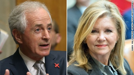 Blackburn in, Haslam out as race for Bob Corker's Senate seat takes shape in Tennessee