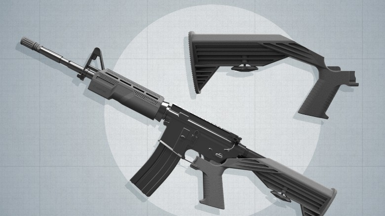 NRA supports ATF reg, not new law on 'bump stocks'
