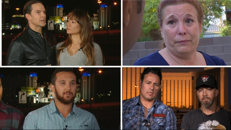 Survivors remember bodies, blood in Vegas