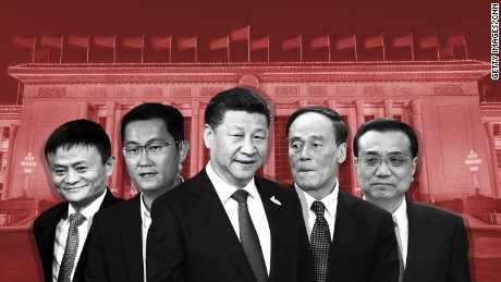 'Chess in an impenetrable black box': Who really holds the power in China?