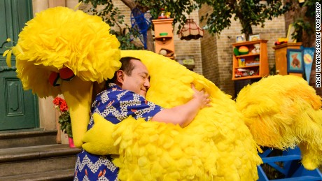 How 'Sesame Street' can help children cope with traumatic experiences