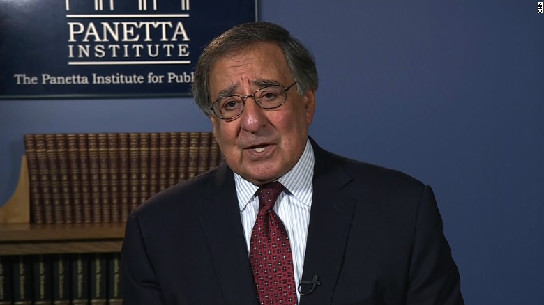 Panetta: Trump comment about getting attention