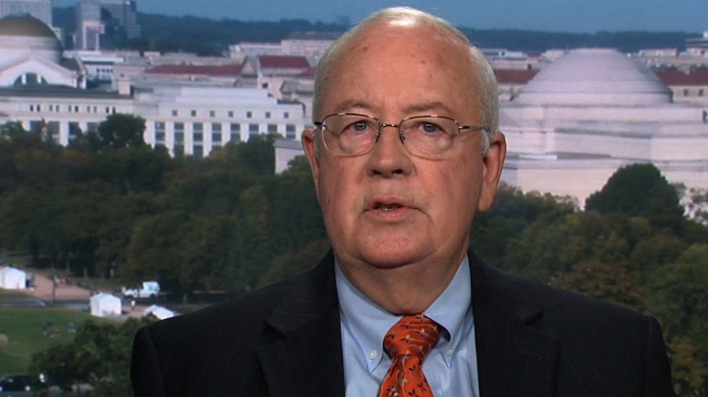 ken starr But twenty years ago, independent counsel ken starr was savaged by the same  liberal media during his investigation of then-president bill.