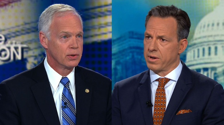 Tapper to GOP senator: Will you vote against NRA?