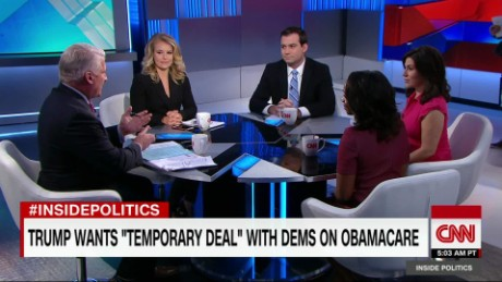ip trump wants temporary deal with democrats on obamacare_00005905.jpg