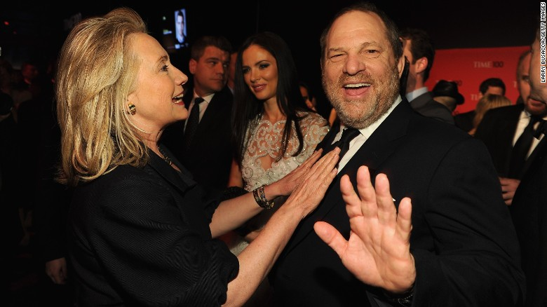 Dems loved Weinstein before going silent