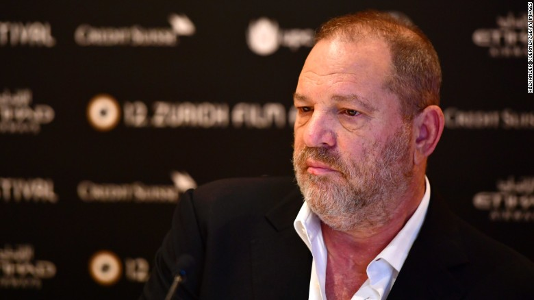A-list stars speak out on Weinstein