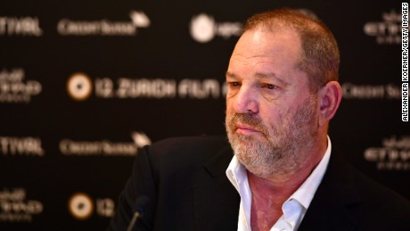 Weinstein condemned by Hollywood, Democrats