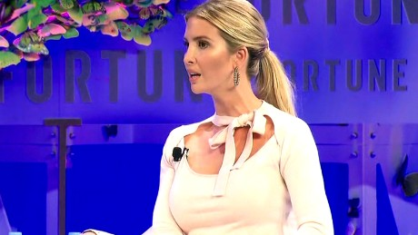Ivanka Trump calls on Congress to act on immigration