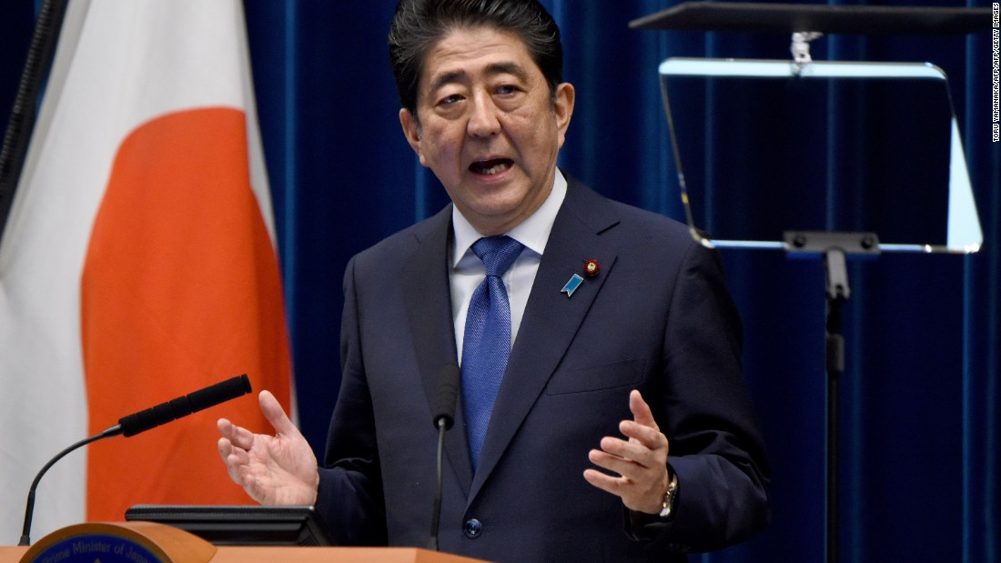 Outsider Party Looks To Upstage Japan's Abe