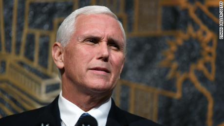 Pence's visit to Israel delayed due to tax vote