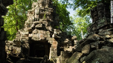 CNN Travel journeys to Banteay Chhmar in remote North Western Cambodia to revisit the hidden temple complex of the well beaten tourist track.