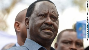 Raila Odinga would run for president again