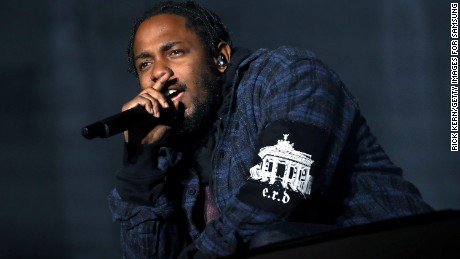 Kendrick Lamar won a few at the BET Hip Hop Awards including Album of the Year.