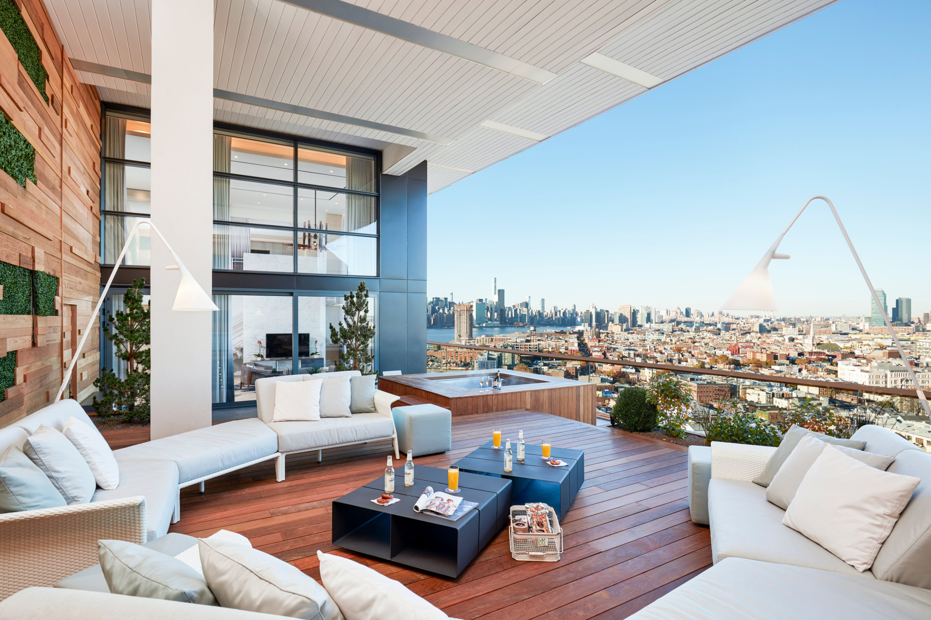 8 Of The World S Best New Penthouse Suites Cnn Travel