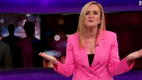 Samantha Bee to 'creeps': We're coming for you