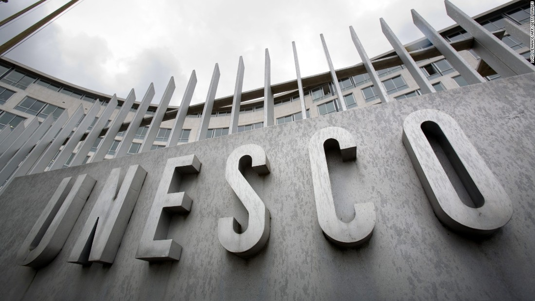 US withdraws from UNESCO over 'anti-Israel bias'