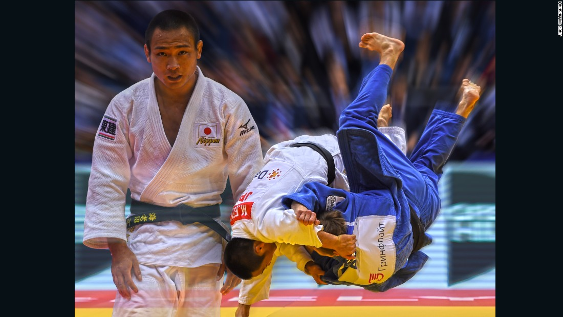 Born into a life of judo, International Judo Federation photographer Jack Willingham goes through his work, picking out his favorite images and explaining why he loves the sport.