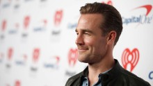 Van Der Beek says male executive groped him