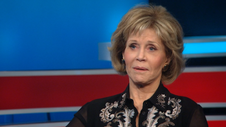Jane Fonda 'ashamed' she didn't call out Weinstein