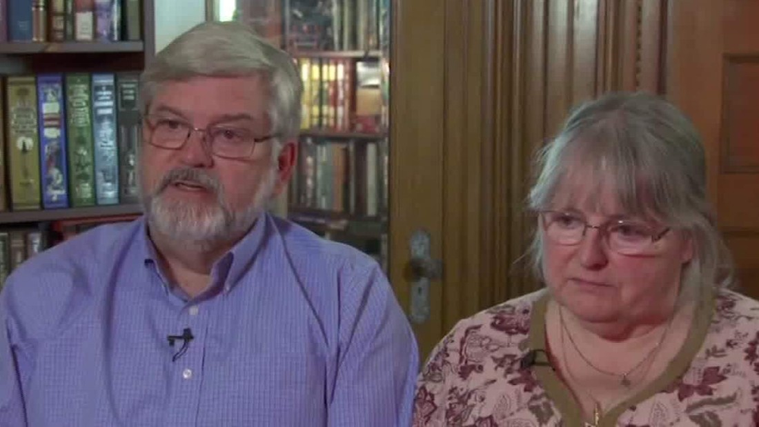 Parents of freed Canadian hostages speak