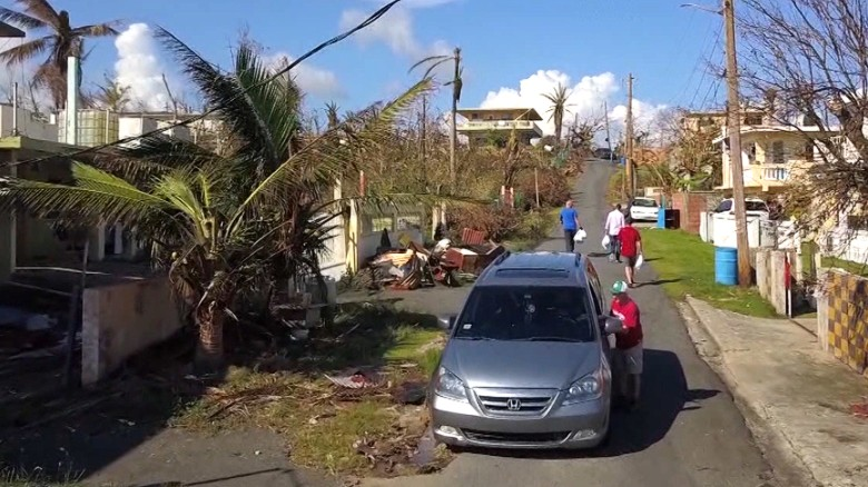 Puerto Rico volunteers fear higher death toll