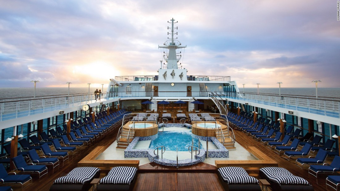 The ultimate trip: Around the world in style