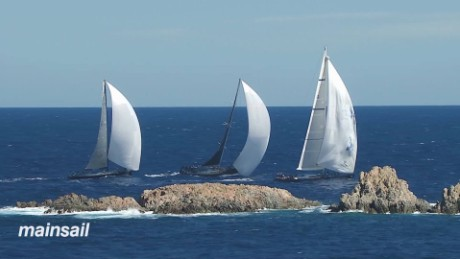 50 years of the Yacht Club Costa Smeralda