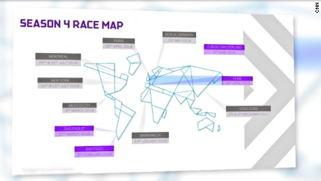 Formula E gears up for season 4