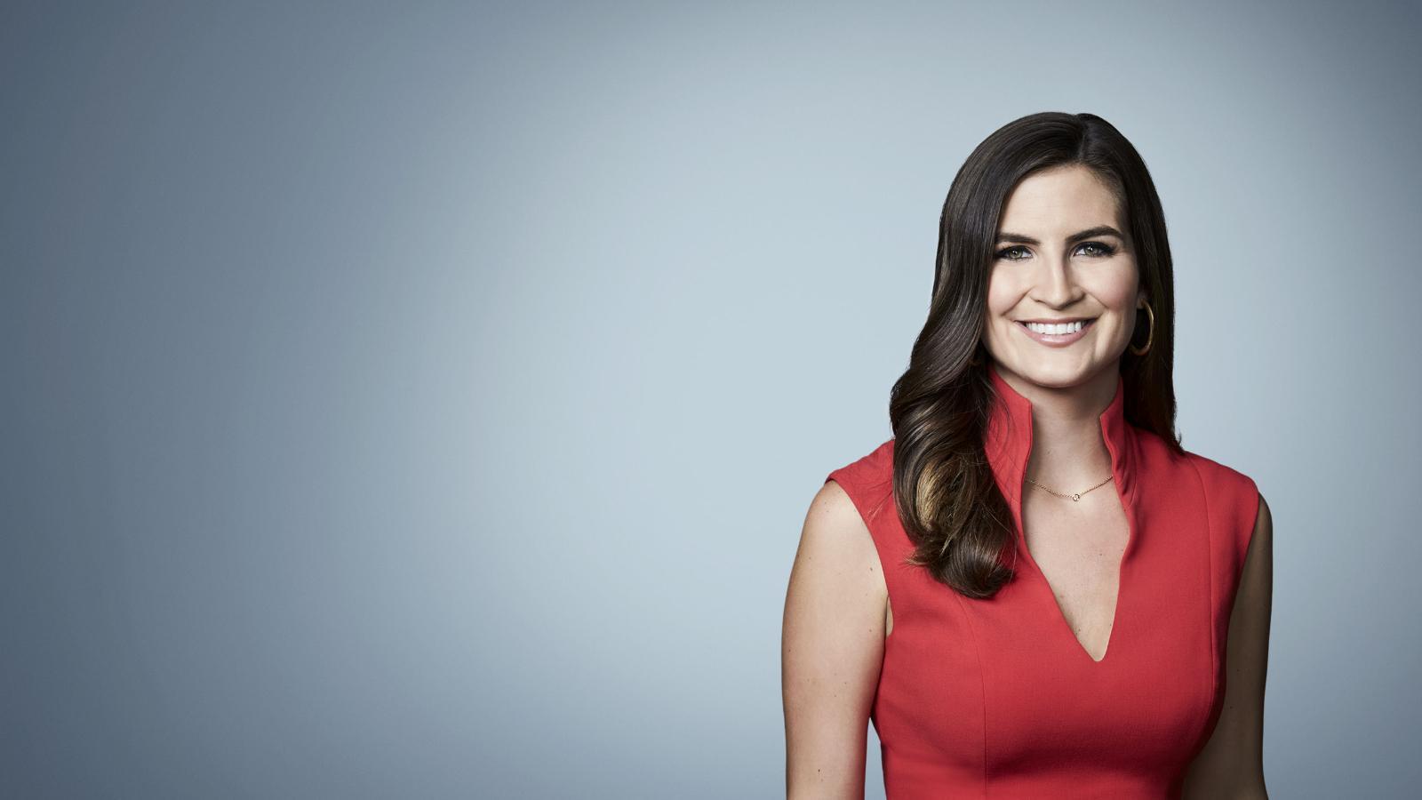 Cnn Profiles Kaitlan Collins White House Correspondent