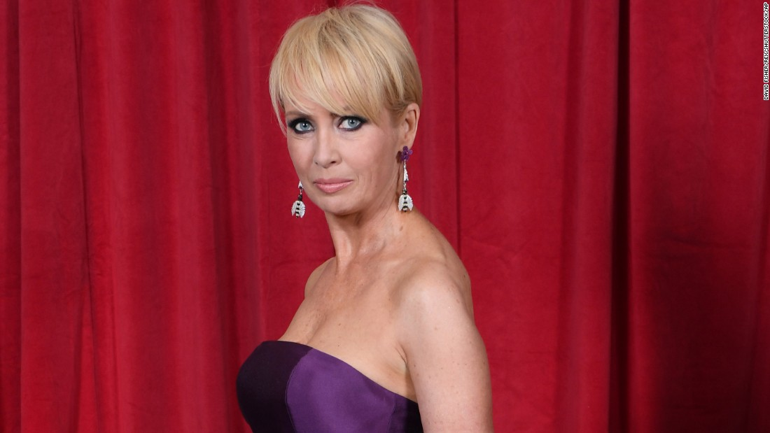 UK actor Lysette Anthony accuses Weinstein of rape