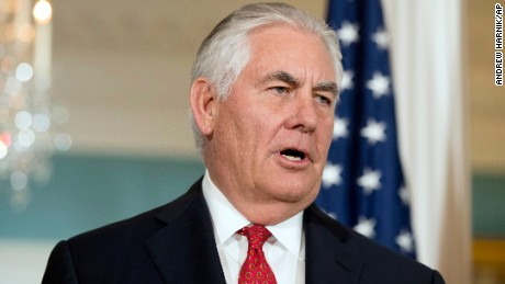 'Fully intact' Tillerson talks Trump, North Korea and Iran