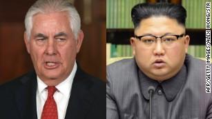 White House reins in Tillerson's offer to start North Korea talks (cnn.com)