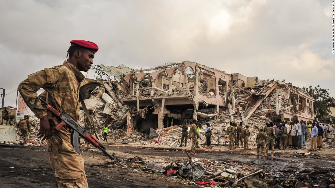 US is cutting some military aid to Somalia amid allegations of misuse