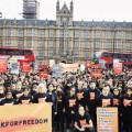 walk for freedom London