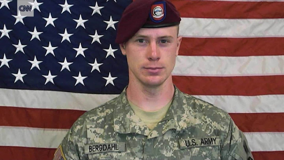 Trump slams Bergdahl decision: 'Complete and total disgrace'