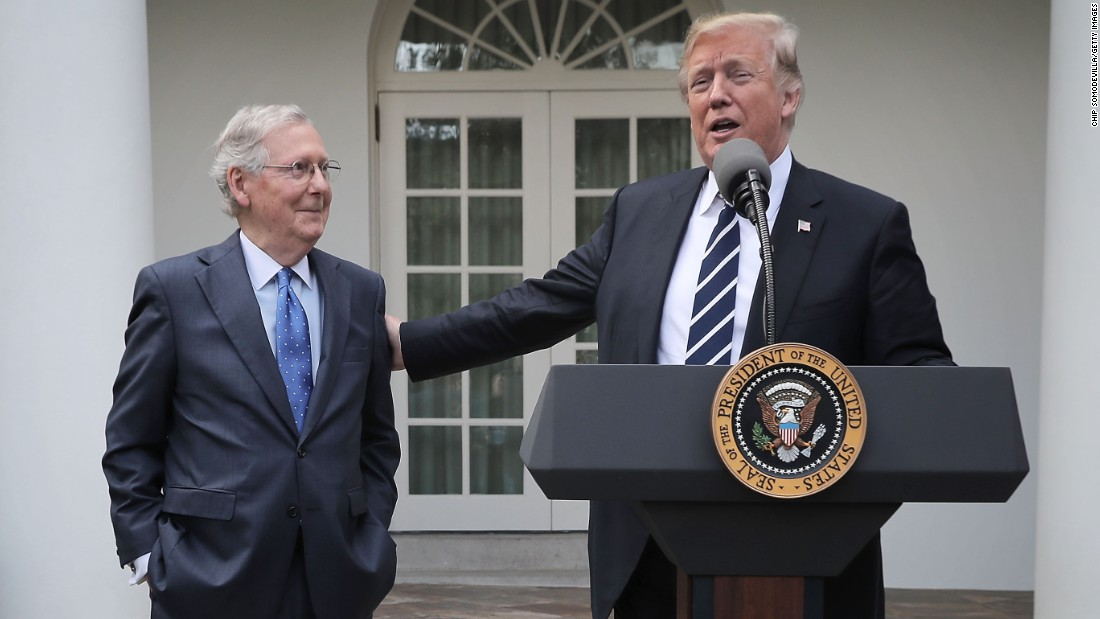 Health care state of play: Trump blasts bipartisan deal