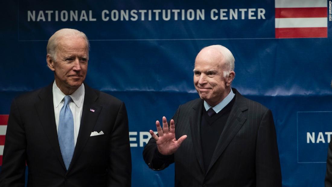 Sen. John McCain warns against 'spurious nationalism'