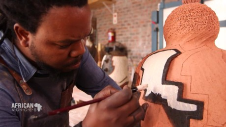African Voices South African artist's self-expression with clay C_00002303.jpg
