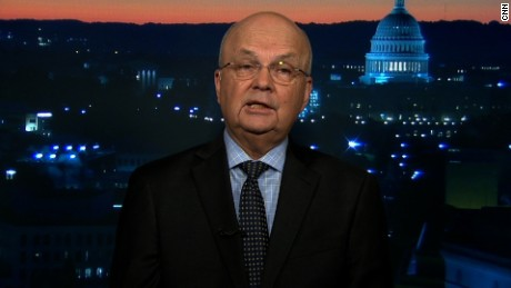Gen. Hayden: Trump threw predecessors under bus