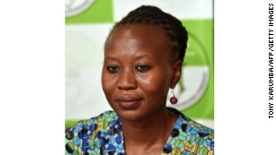 Roselyn Akombe, who resigned from Kenya's Independent Electoral and Boundaries Commission, doesn't believe that next week's presidential election will yield a credible result.