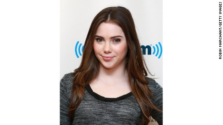 Mckayla Maroney visits at SiriusXM Studios on February 28, 2013 in New York City.