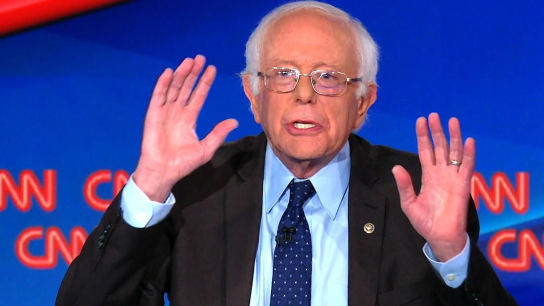 Bernie Sanders: We must end global oligarchy (opinion) - CNN