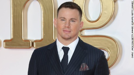 LONDON, ENGLAND - SEPTEMBER 18:  Actor Channing Tatum attends the 'Kingsman: The Golden Circle' World Premiere held at Odeon Leicester Square on September 18, 2017 in London, England.  (Photo by Chris Jackson/Getty Images)