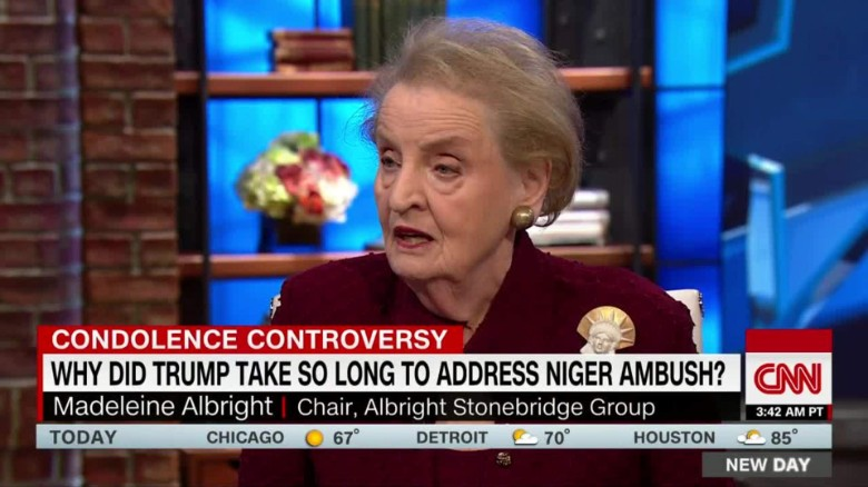 exp madeleine-albright-no-national-security-strategy-trump_00002001